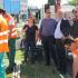 Djelatnici tvrtke Nasadi posadili novi drvored na Branimirovoj obali
