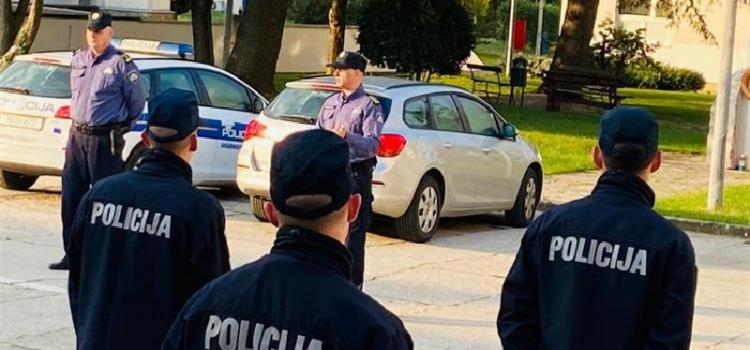 S radom u Zadru započele mlade policijske snage; 33 nova policajca