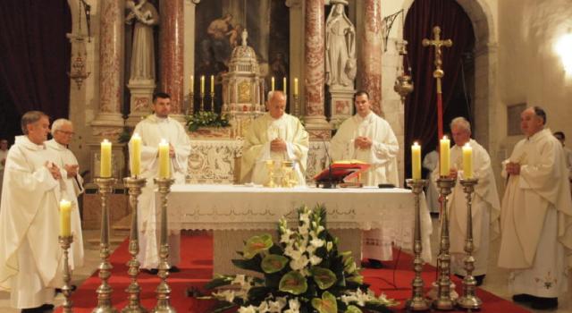 Blagdan Sv. Frane svečano je proslavljen u Zadru