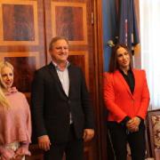 Gradonačelnik Dukić primio bodybuildere koji su osvojili medalje