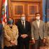 Gradonačelnik Dukić primio braću Fantela i čestitao im na uspjehu
