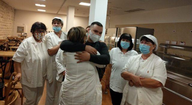 Mate Lukić podržao štrajk u menzi: 'Ovi vrijedni ljudi zaslužuju bolje uvjete rada'