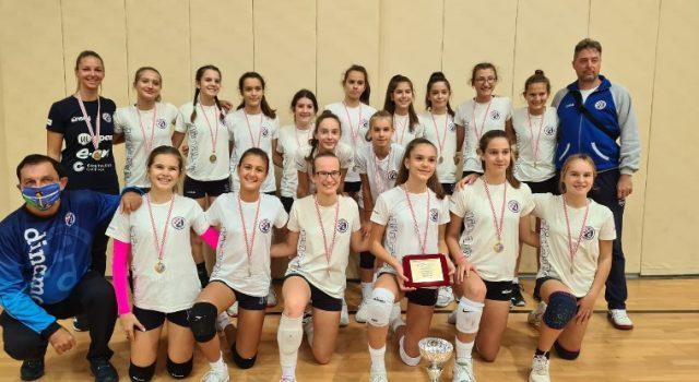 Odbojkaška prvenstva za najmlađe kadete održana ovog vikenda u Zadru