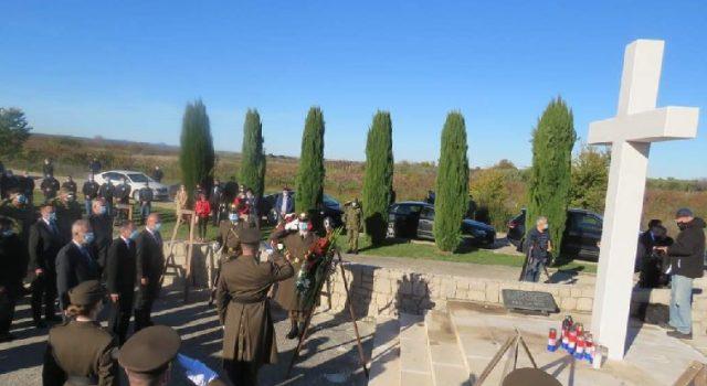 Obilježena 29. obljetnica teškog stradanja Škabrnje u Domovinskom ratu