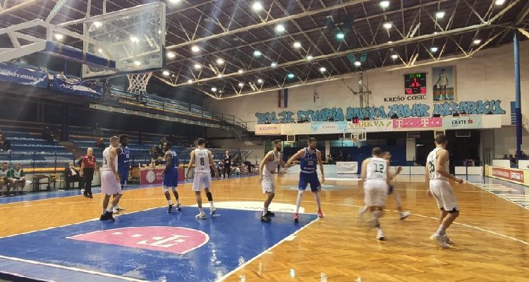 Košarkaši Sonik Puntamike pobijedili KK Zadar rezultatom 78-73