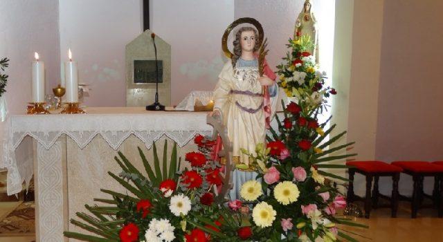 Vjernici proslavili blagdan Svete Kate