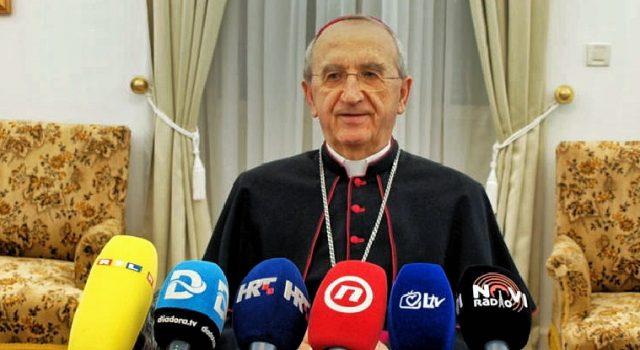 Nadbiskup Puljić uputio božićnu čestitku građanima