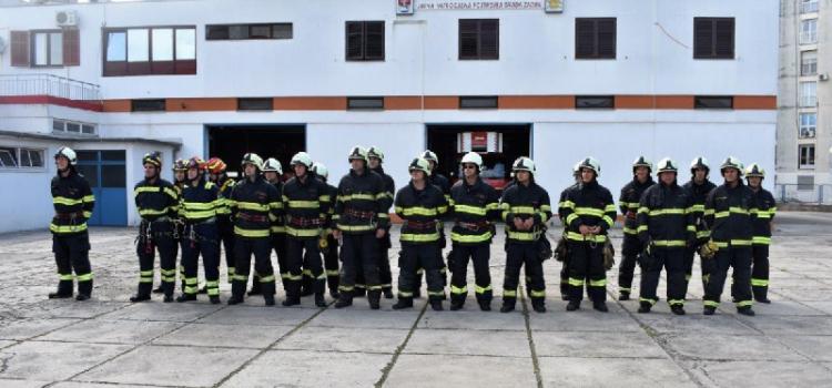 Zadarski vatrogasci odlaze pomoći u Petrinju; Javilo se i stotine dobrovoljaca!