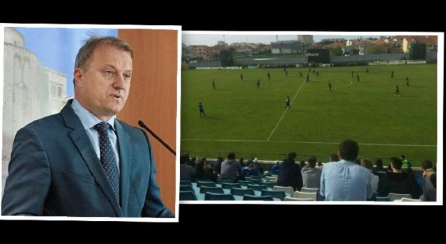 Oporba napala Dukića zbog pozajmice od 2,5 milijuna kuna HNK Zadar