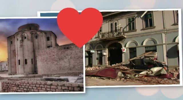 VELIKO SRCE Zadrani skupljaju pomoć, deke, nude smještaj ljudima iz Petrinje