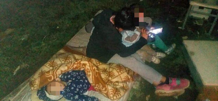 STRAŠNO Ljudi noćas s djecom leže po livadama, a hoteli i apartmani zjape prazni