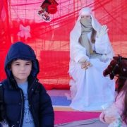 GALERIJA Sveta Luce razveselila i darivala djecu u Privlaci