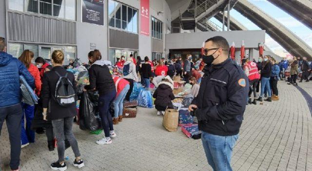 GALERIJA Mnoštvo Zadrana sudjelovalo u akciji za stradale od potresa