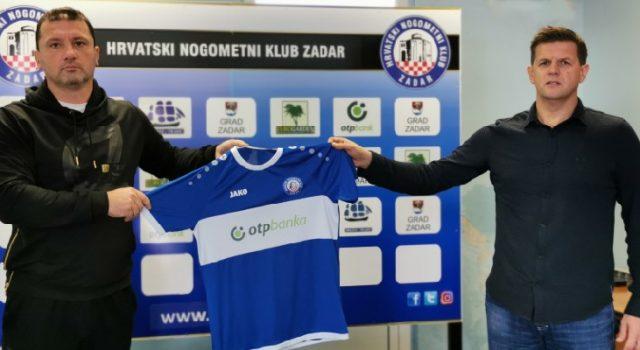Krešimir Gojun novi je voditelj Škole nogometa HNK Zadar