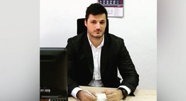 Mladi magistar prava Ivica Pintur izabran za predsjednika HSP-a Zadar!