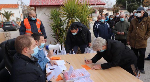 Općina Vir s 1.000 kn pomogla čak 883 osobe; Socijalne slučajeve i umirovljenike