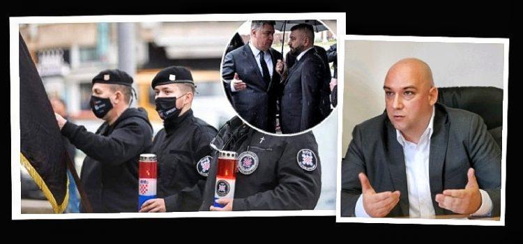 Kapović: Skandal s crnokošuljašima na obljetnici Maslenice ide na dušu župana!