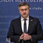 MASLENICA '93 Premijer o odlasku Milanovića: 'Nisam za provokacije'