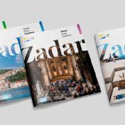 Novi brand identitet i promotivne brošure Turističke zajednice grada Zadra