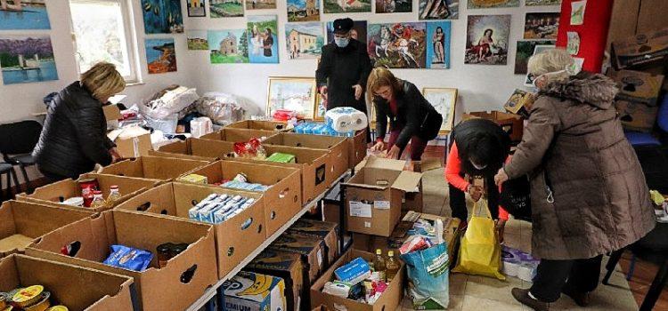 VELIKO SRCE Čak 213 obitelji s otoka Vira pomaže stradalima u potresu