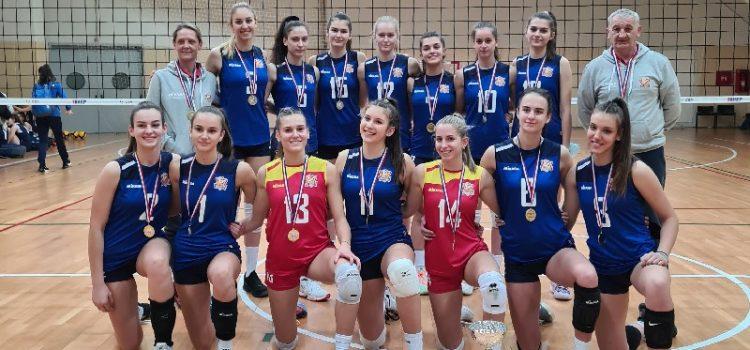 Prvenstvo Hrvatske u odbojci za juniore održano u Zadru