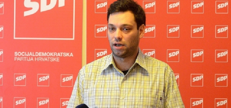 """Zubčić: """"Radi li Stipe Knežević u interesu obrtnika ili HDZ-a?"""""""