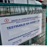 Na području Zadarske županije 48 novooboljelih od korona virusa