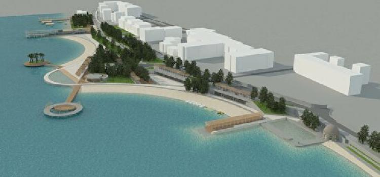 Kreće 1. faza uređenja plaže Kolovare, građani dobivaju novi sadržaj do ljeta