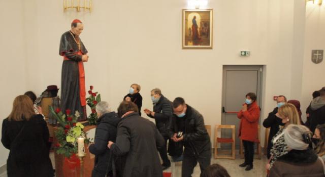 GALERIJA Vjernici proslavili Stepinčevo u župi bl. Alojzija Stepinca na Bilom brigu