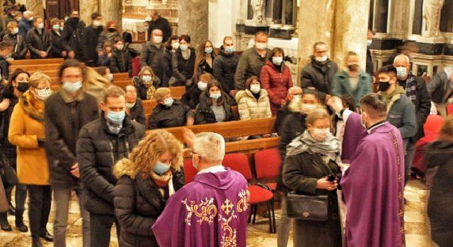 GALERIJA Peplenica u katedrali Sv. Stošije u Zadru