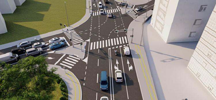 Gradonačelnik Dukić predstavio projekt rekonstrukcije Ulice dr. Franje Tuđmana