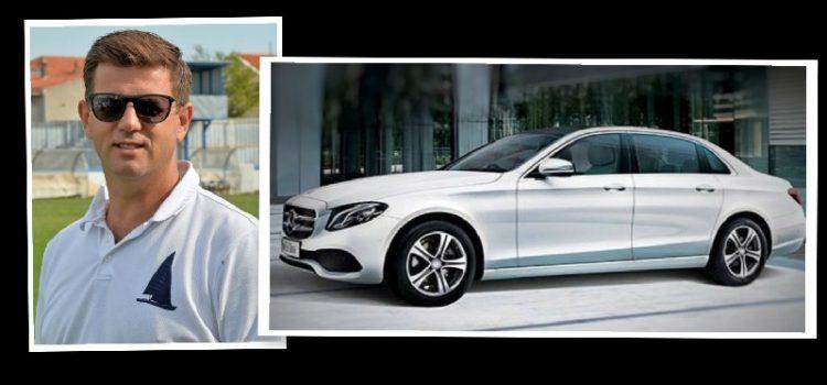 Knežević: Mercedes smo kupili u najboljoj namjeri – za našeg vrhunskog stručnjaka!