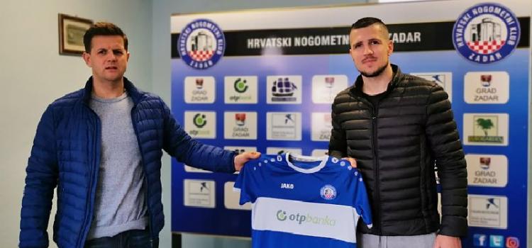 Bivši reprezentativac Jurica Buljat pridružio se HNK Zadar