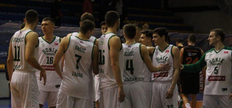 Košarkaši Sonik Puntamike svladali Šibeniku rezultatom 97-72