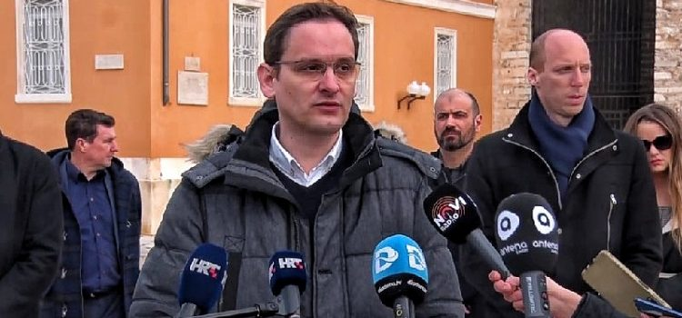 Vučetić: Obećanje Plenkovića da će Zadar jednom dobiti akcelerator ne vrijedi ništa