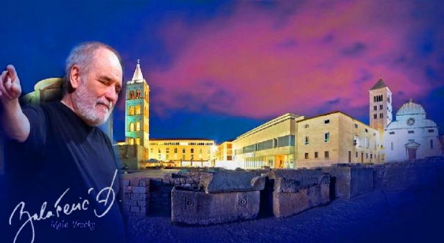 Zadrani se opraštaju od Đorđa Balaševića