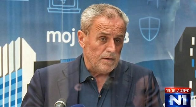 U 66. godini života preminuo zagrebački gradonačelnik Milan Bandić