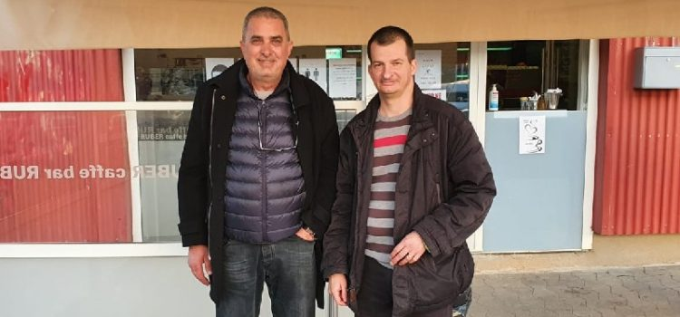 Županijski HSP dr. Ante Starčević dogovara suradnju sa Suverenistima