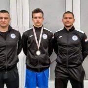Vice Radonić osvojio brončanu medalju na Prvenstvu Hrvatske u boksu