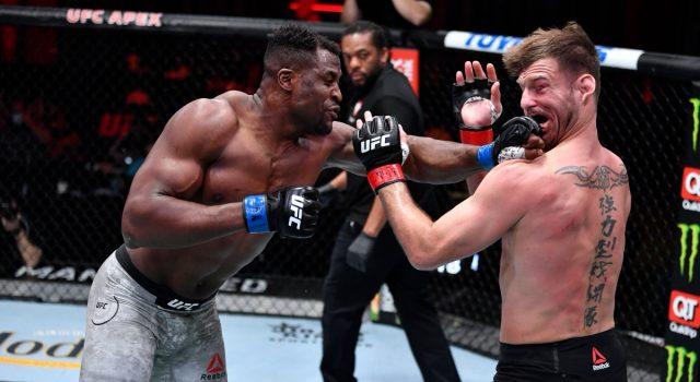 UFC 260 Teški poraz Stipe Miočića, Ngannou je novi UFC prvak