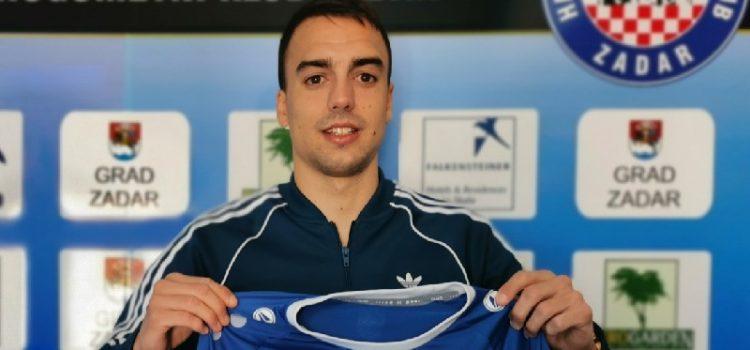 Vlatko Blažević novi je igrač HNK Zadar