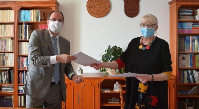Sveučilište u Zadru i ŠC Višnjik potpisali sporazum u osnivanju Centra za dijagnostiku