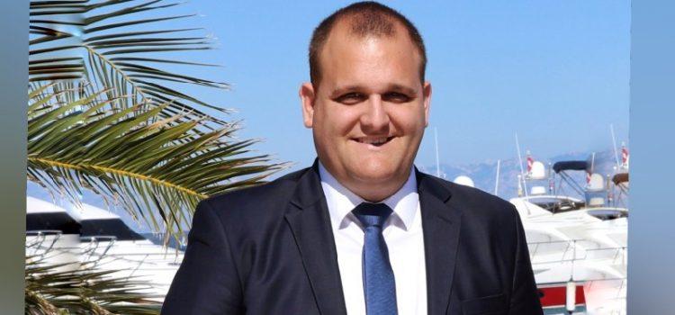 Jure Brižić bit će kandidat HDZ-a za načelnika Općine Preko