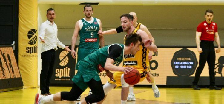 Košarkaši Sonik Puntamike poraženi su na gostovanju kod Splita