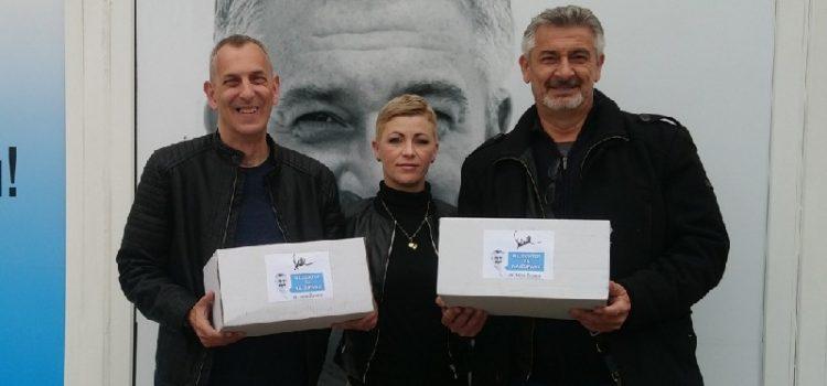 Dr. Žuvela sa suradnicima predao liste s potpisima birača: 'Hvala vam na podršci!'