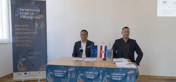 Općina Bibinje iz EU fondova povukla dva milijuna kuna za Društveni centar
