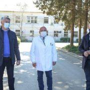 Zadarski župan Božidar Longin posjetio Psihijatrijsku bolnicu na Ugljanu