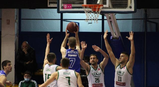 Košarkaši Sonik Puntamike poraženi od KK Zadar
