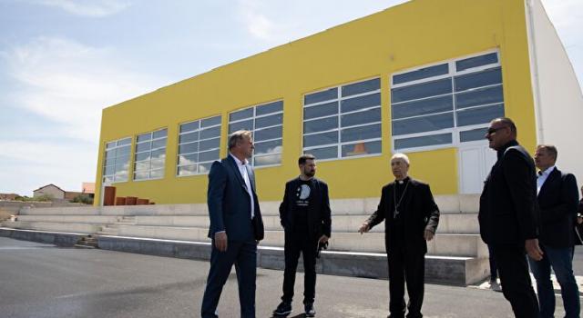 DOBRA VIJEST Gradnja moderno uređene škole na Novom Bokanjcu pri kraju!