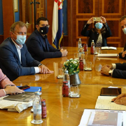 Gradonačelnik Dukić sastao se s ministricom turizma